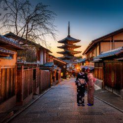 Op reis Kees in Japan - reizen als je blind of slechtziend bent