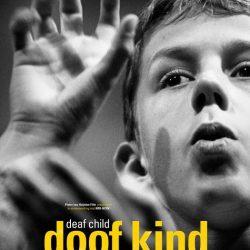 Recensie Doof Kind (van Alex de Ronde). Poster via BiosAgenda