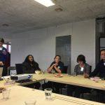 Noor doet mee met de workshop Present Yourself
