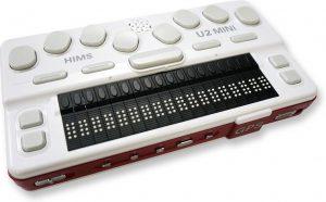Afbeelding van Brailleer Machine: Braille-Sense-U2-Mini-1