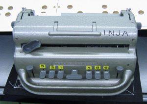 brailleer machine