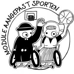 Logo Module Aangepast sporten Zeeland